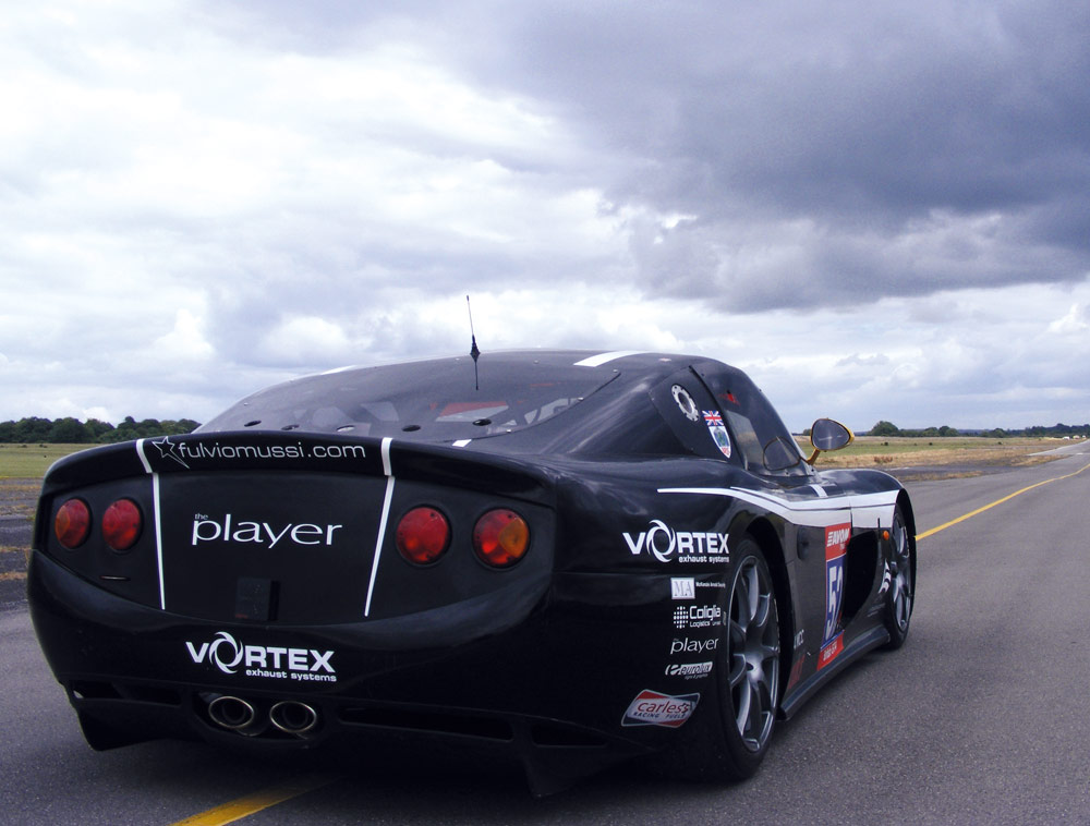 High Performance Motorsport Exhausts For Racing Cars