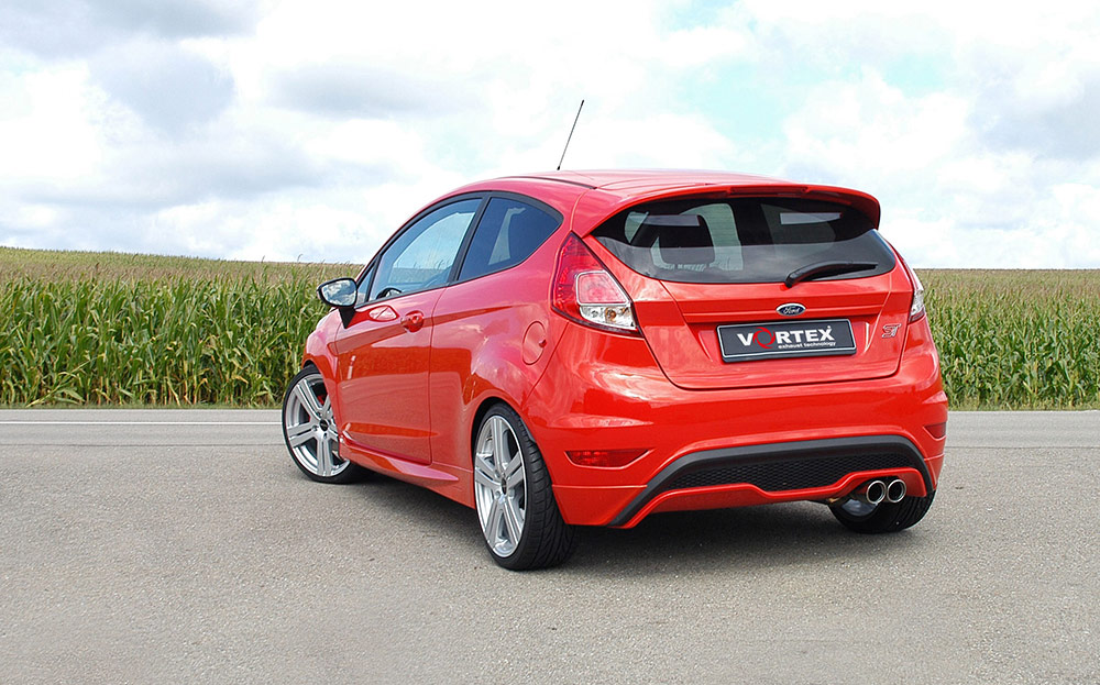 Performance exhaust for Ford Fiesta ST