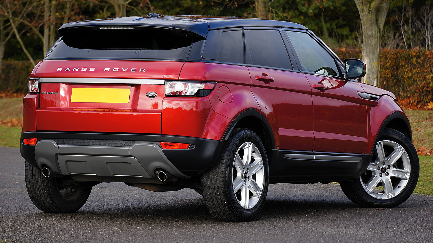 Range Rover Exhausts
