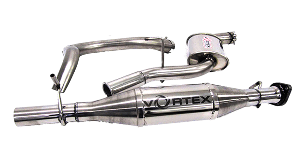 Stainless steel performance exhaust systems
